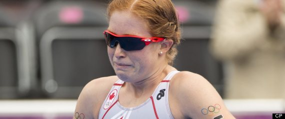 PAULA FINDLAY ALBERTA TRIATHLETE