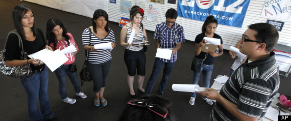 Latino Vote Set To Double In Size