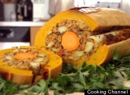 Veggieducken: Why I Invented This Vegetarian Thanksgiving Centerpiece Masterpiece