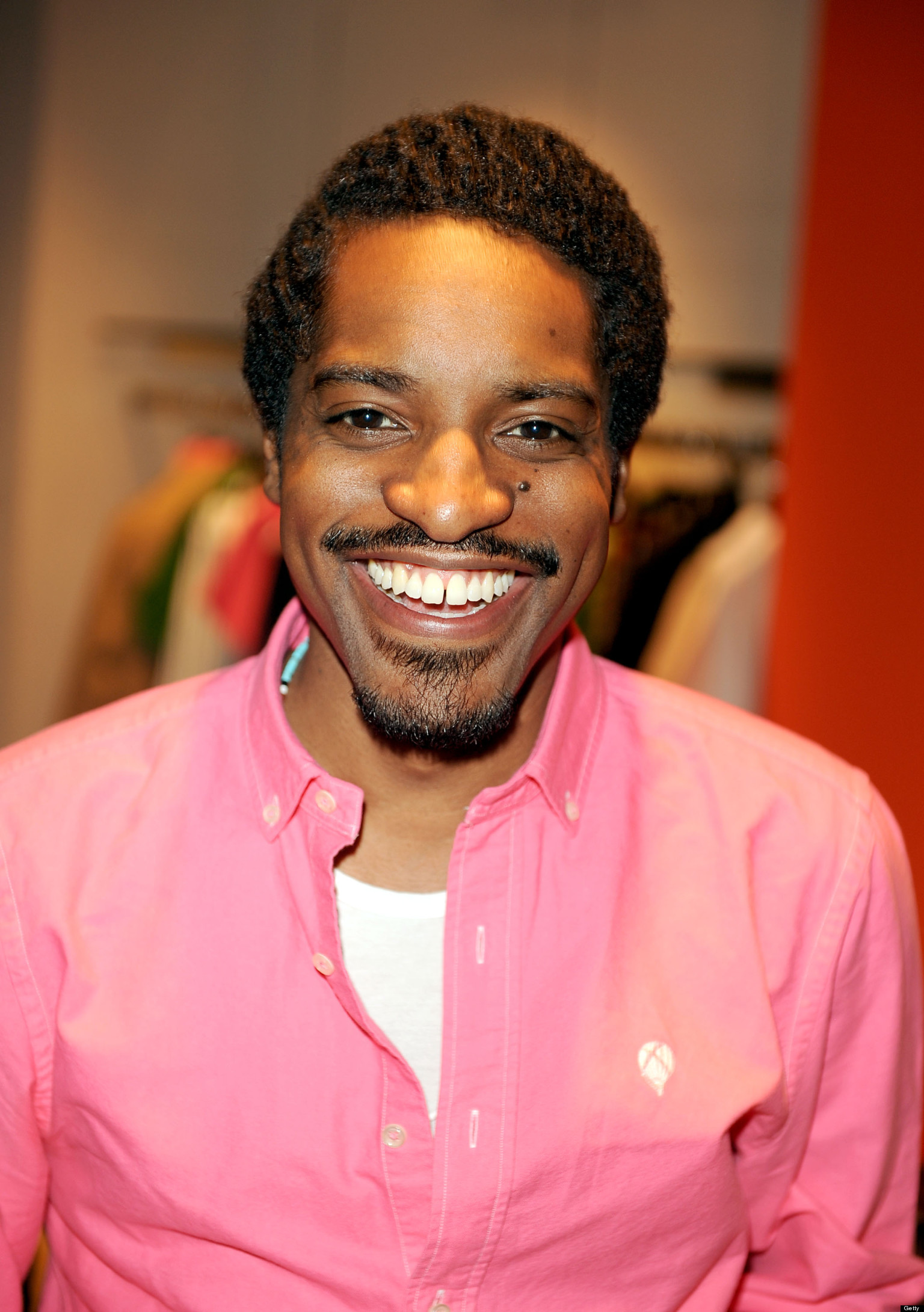 andre 3000 grooms strangers with gillette and talks style