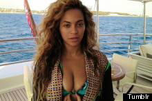 Beyonce Is Onboard With Barefaced Beauty