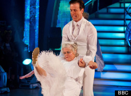 PICTURES: Former 'Strictly' Flops Return To The Dancefloor