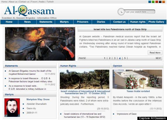 al qassam blog