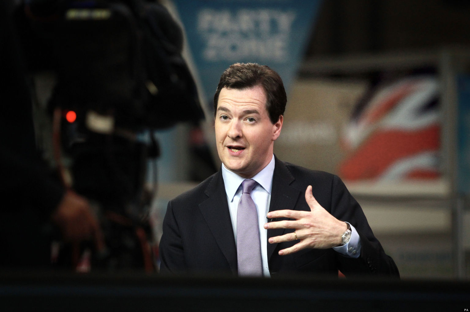 George Osborne Reaffirms Government Green Energy Policy ...