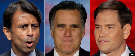REPUBLICANS 2016 ROMNEY