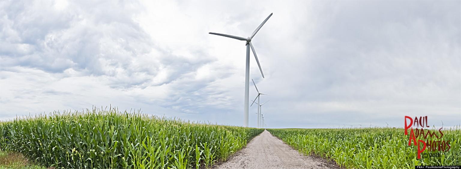 Iowa Wind Farms Google Invests in Wind Farm in