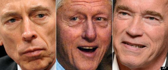 escandalos sexuales politicos