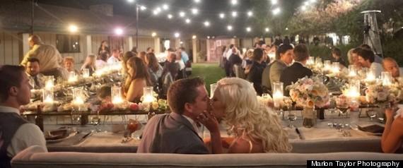 REAL WEDDING CALIFORNIA