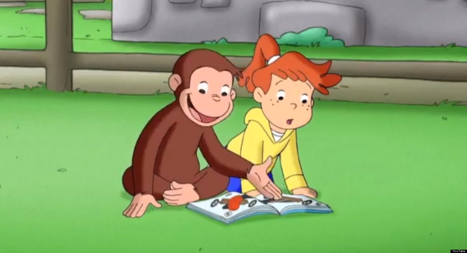 Curious George Helping To Bridge The STEM Education Gap In ...