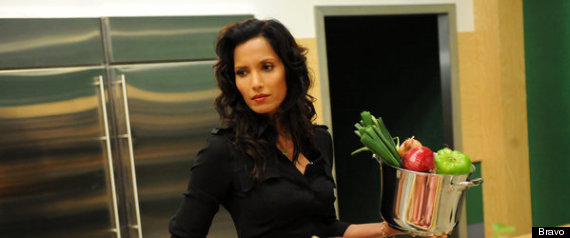 TOP CHEF PADMA LAKSHMI