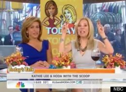 Kathie Lee and Hoda Legs