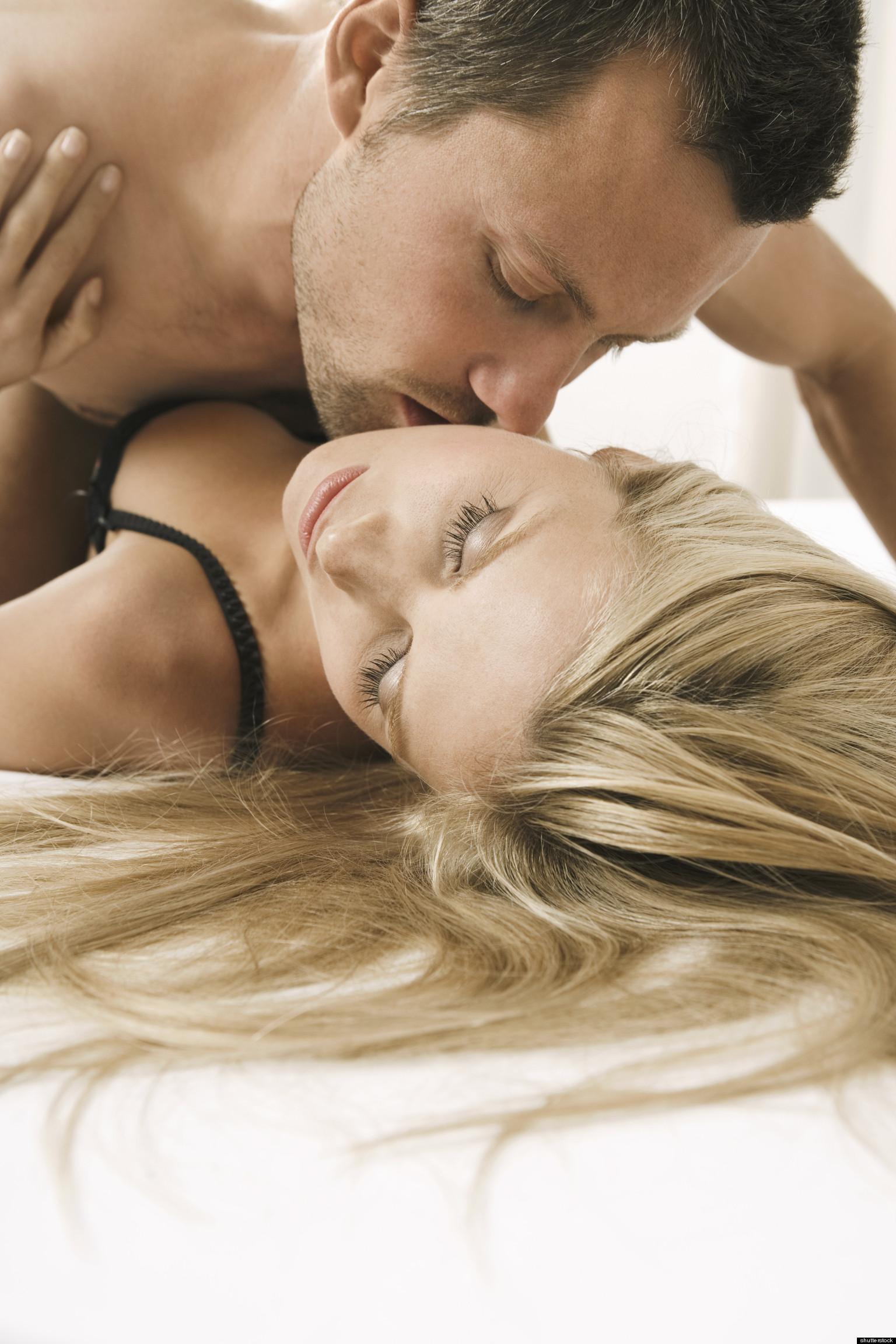 Секс медленный романтический 7 фотография