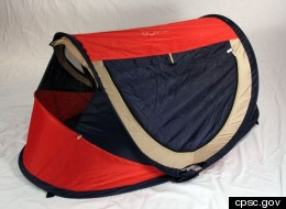Death Spurs Recall Of 220,000 Infant Travel Beds