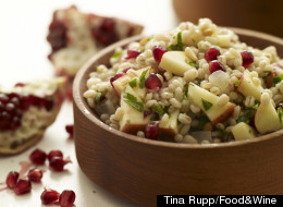 Recipe Of The Day: Pomegranate Salad
