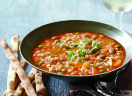 Recipe Of The Day: Vegetable Farro Soup