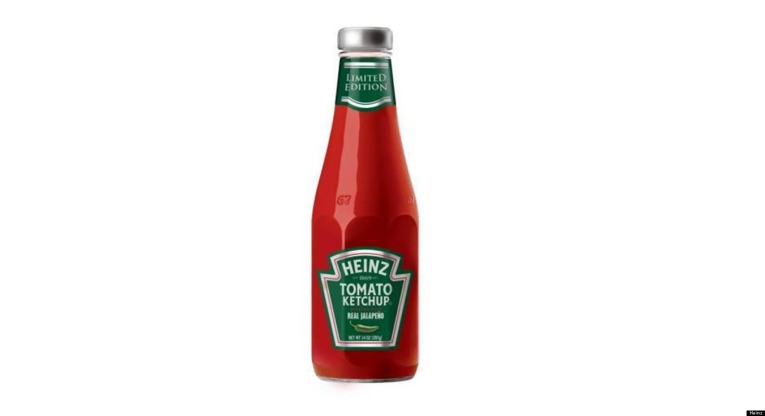 how to open heinz squeeze bottle