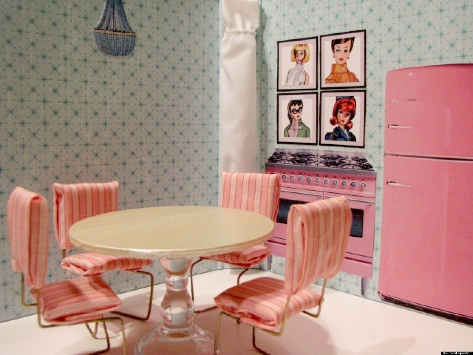 how to make a dollhouse out of binders photos. Black Bedroom Furniture Sets. Home Design Ideas