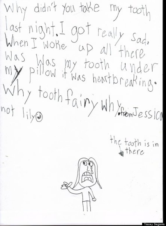 Send A Letter To Your Tooth Fairy