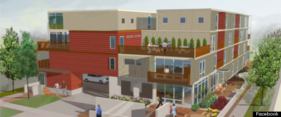 Detroit Shipping Container Condos