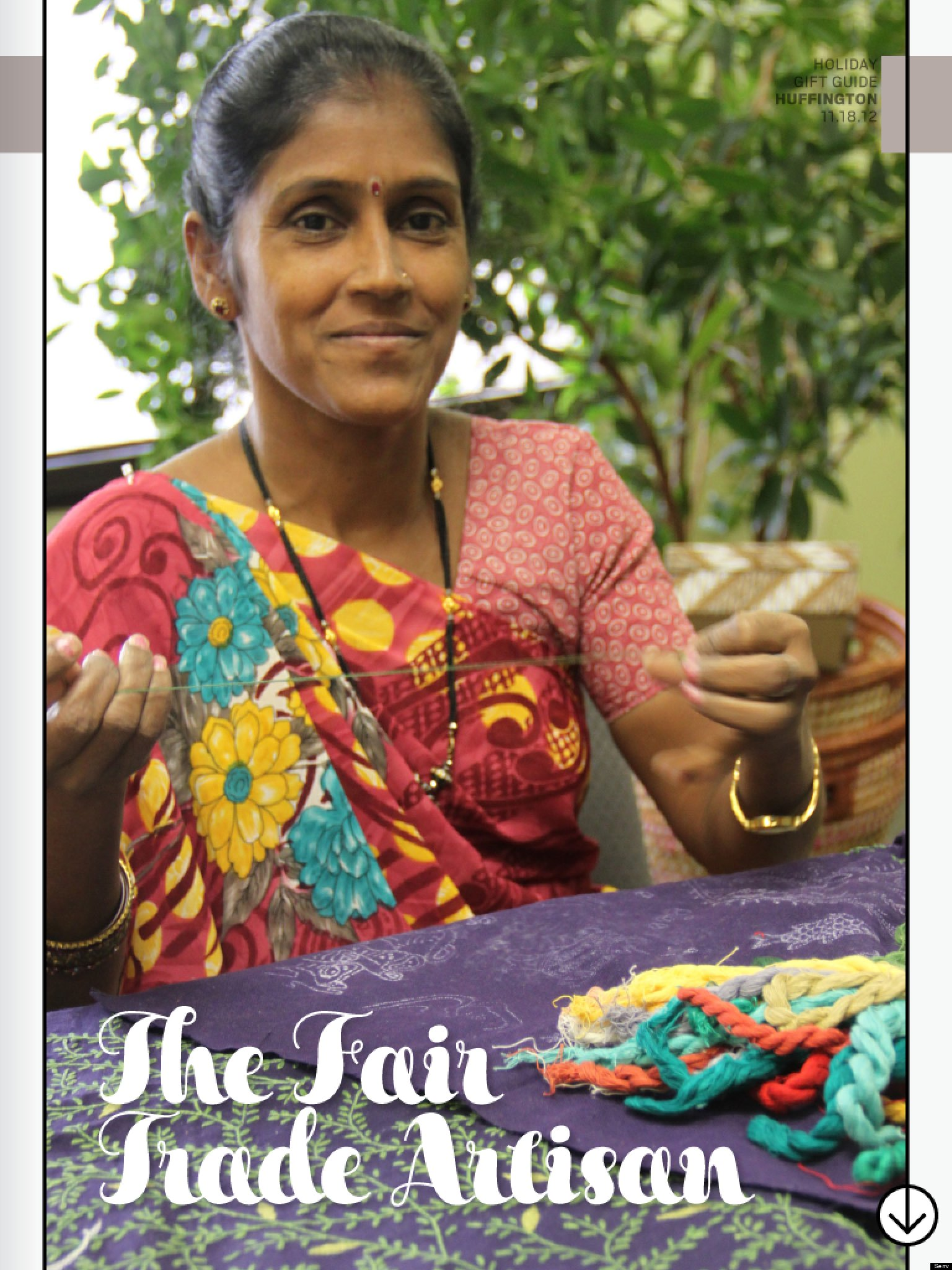Fair Trade Gifts Indian Artisan Offers Behind The Scenes