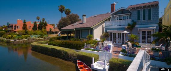 CALIFORNIA HOME PRICES