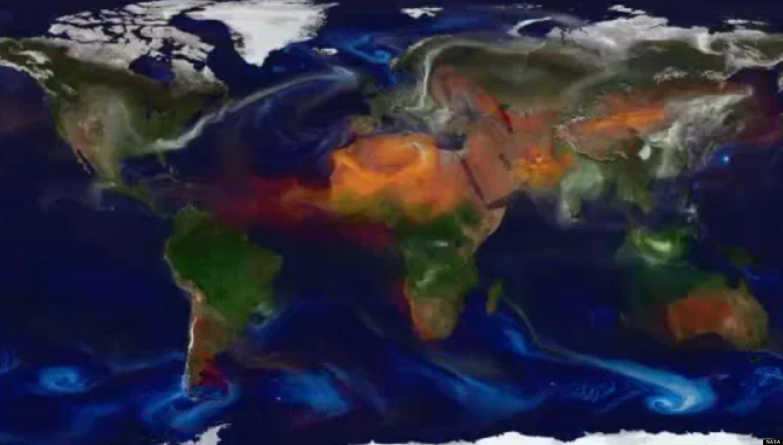 Simulation Nasa Nasa Atmosphere Simulation