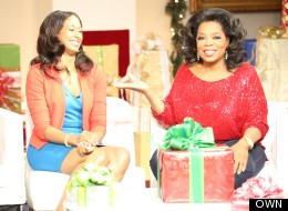 WATCH: What Would <em>You</em> Do If You Won Oprah's Favorite Things?
