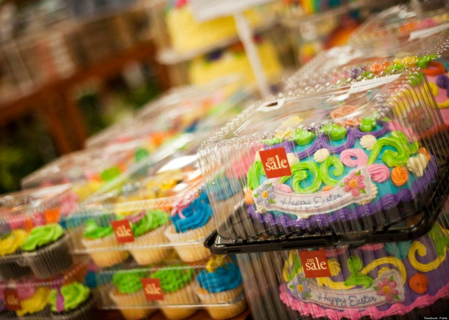 Publix Cake Recall: Chain Pulls 45 Varieties In Florida Over ...