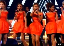 WATCH: Girls Aloud Make Comeback Debut For 'Children In Need'