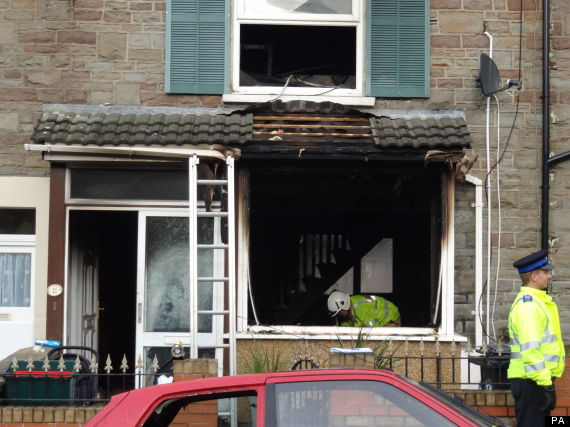 bristol house fire