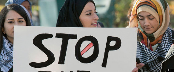 HALIFAX PROTEST GAZA