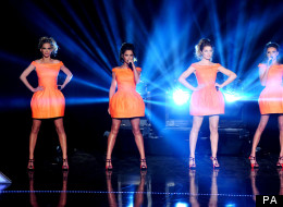 BBC Children In Need: Girls Aloud Make Comeback