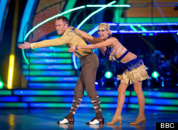 STRICTLY COME DANCING: The Highest Score Of The Series