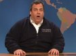Chris Christie Drops By 'SNL' Weekend Update, Yells At Seth Meyers, Quotes Springsteen (VIDEO)