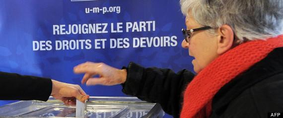 PRESIDENCE UMP FRAUDES
