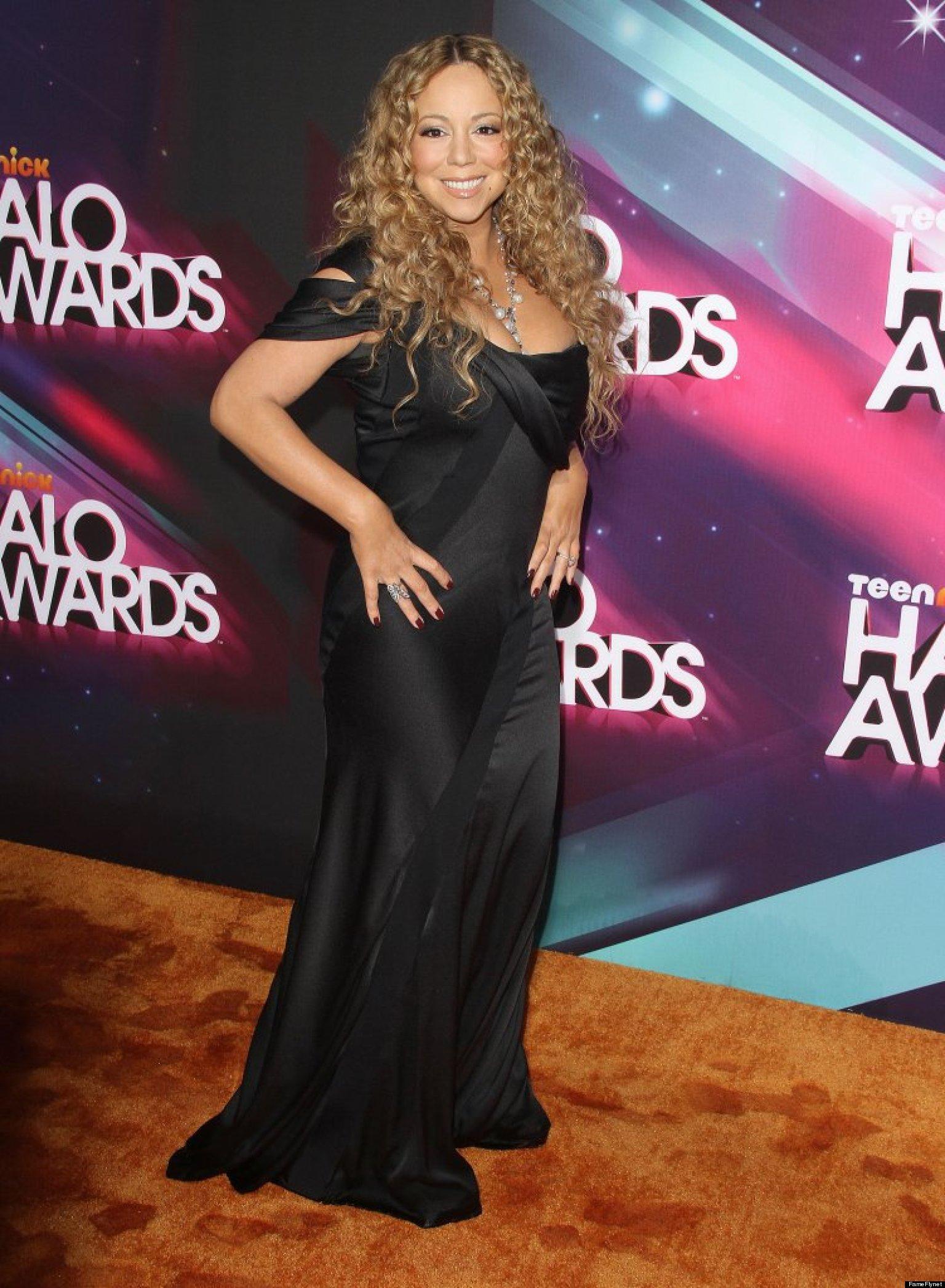 Mariah Carey Body