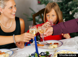 Firing the Food Police on Christmas and Other Strategies for a Low-Stress Family Meal