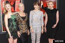 Hitchcock Premiere Style: Did Helen Mirren Steal The Show From Scarlett Johansson And Jessica Biel?