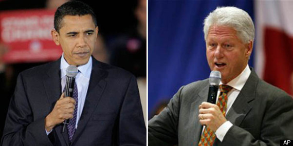 Obama Slams Bill Clinton In Gma Interview