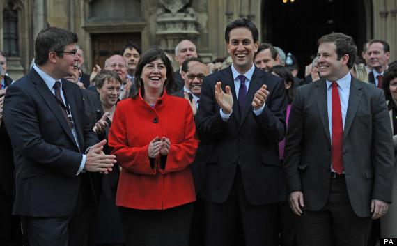 new mp miliband