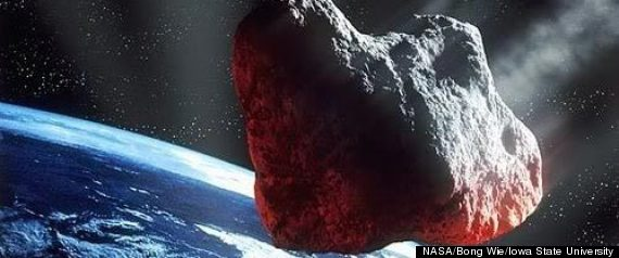 NUCLEAR BOMB ASTEROID