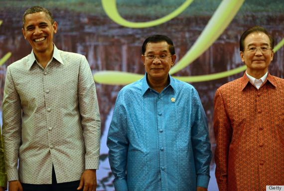 obama batik shirt