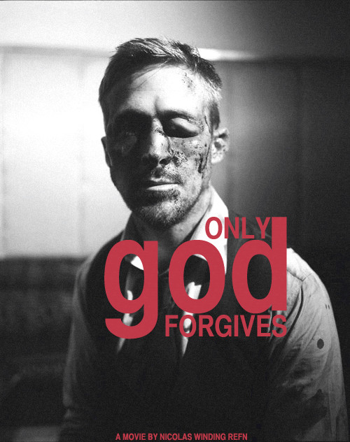 ryan gosling only god forgives poster