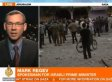 Mark Regev, Israeli Spokesman, Spars With Al Jazeera Over Strikes On Media Buildings (VIDEO)