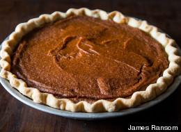 Have Your Pie And Eat It, Too: Vegan Pumpkin Pie