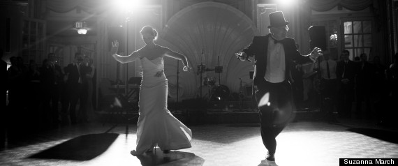 Father-Daughter Dance: Bride And Her Dad Perform Amazing