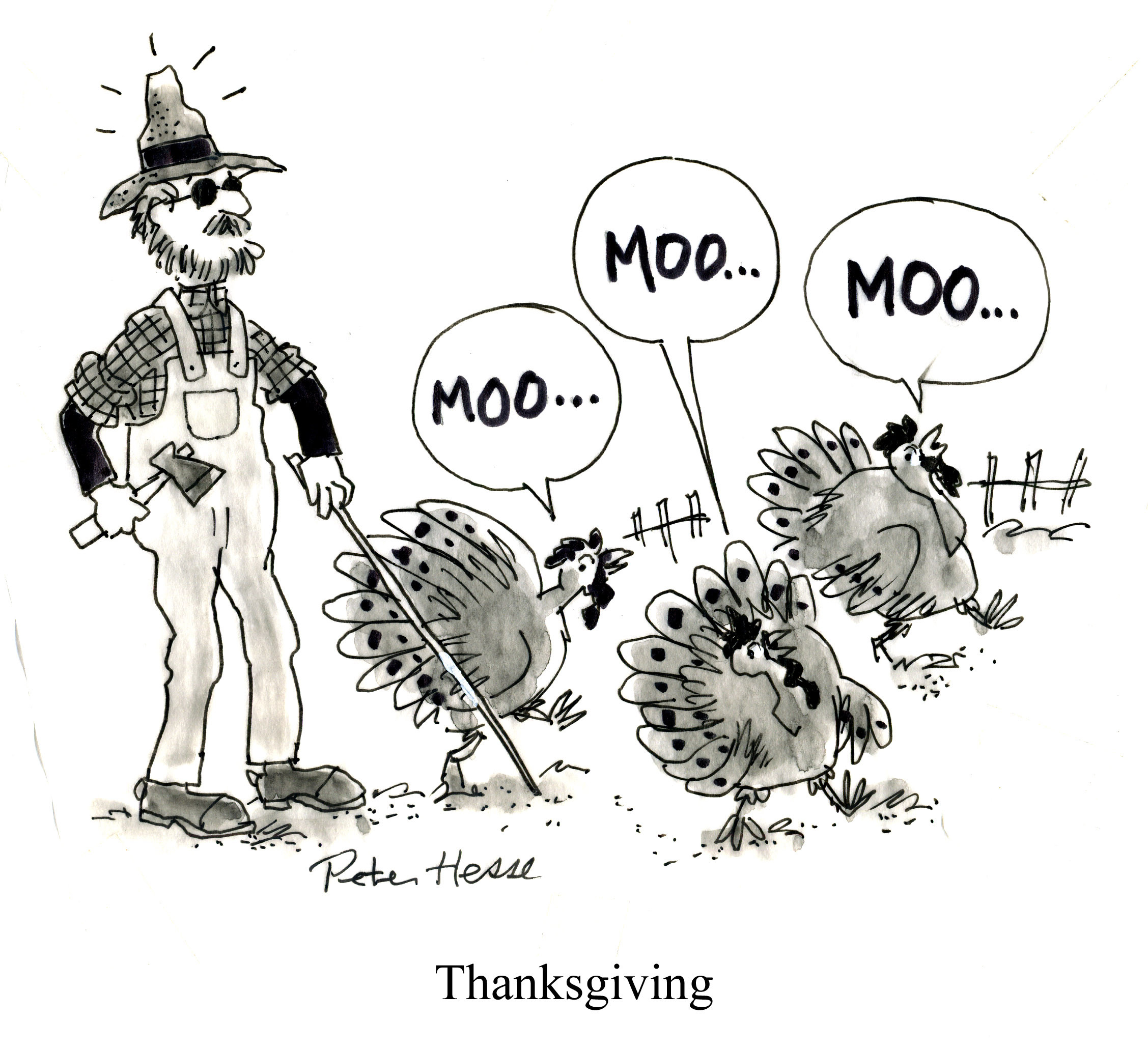 thanksgiving cartoon images free