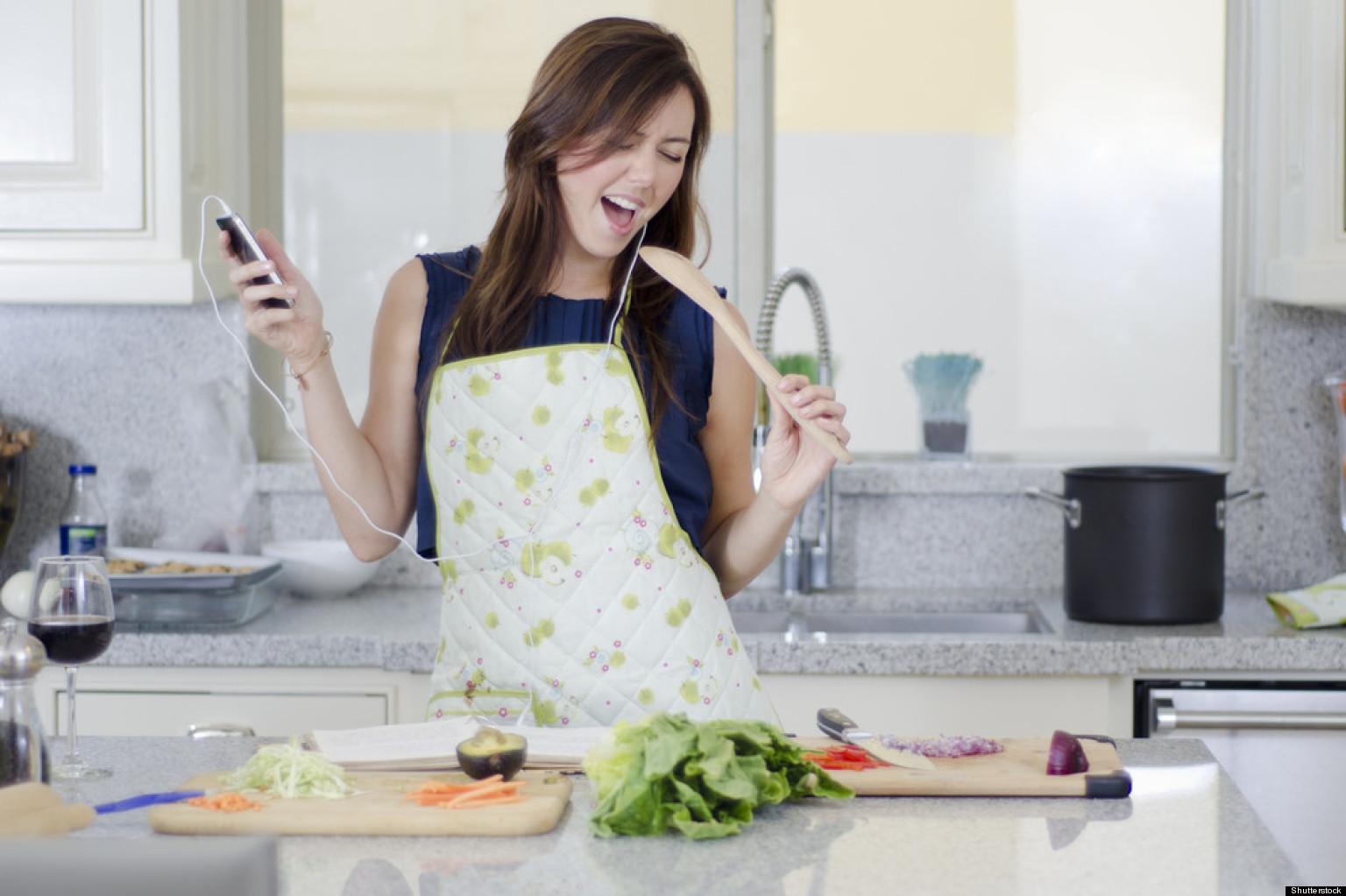 Фото девушек поваров онлайн 14 фотография