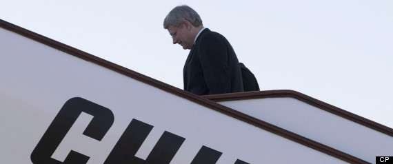 HARPER FOREIGN POLICY