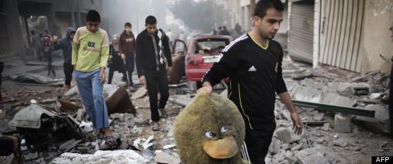 GAZA INFORMATIONS